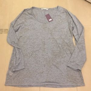 Yummie heather thomson  3x NWT L/S tee shirt